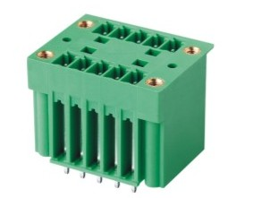 China 3.5/3.81mm Plug in Connector Blocks