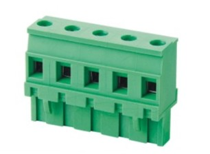 7.5/7.62mm Plug in Terminal Block Connector