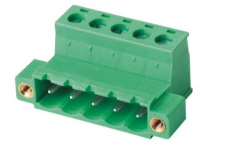 EX2EDGKRP-5.0/5.08 plug in connector blocks
