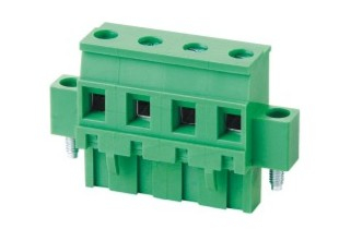 7.5mm 7.62mm Pluggable Terminal Block