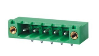 2-22 Pin 5.0mm 5.08mm Pluggable Terminal Block Connector