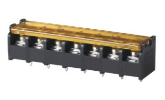 China Barrier Strip Terminal Block 9.5mm