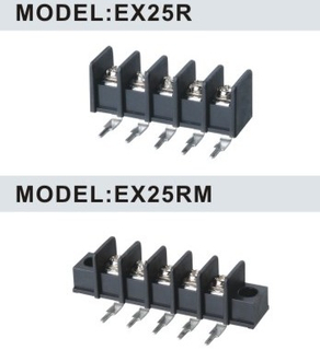 EX25R/EX25RM 7.62mm Barrier Block Connector