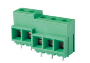 EX135T-10.16 PCB Screw Terminal Block