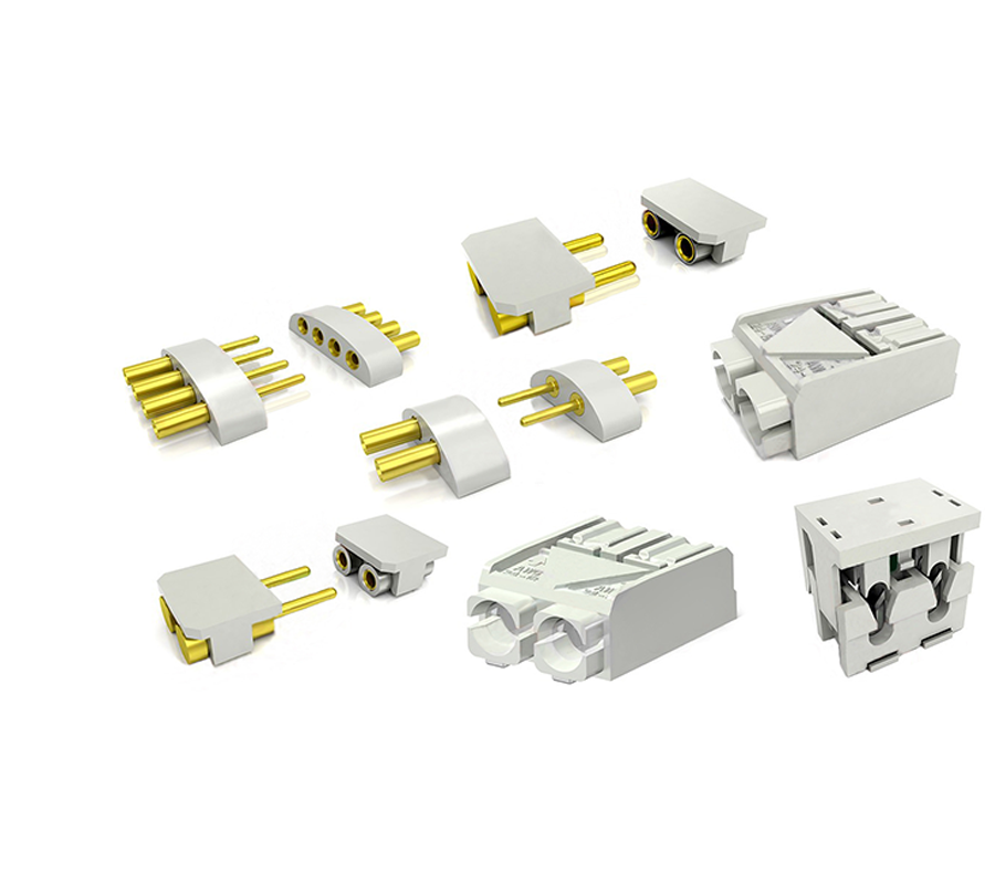 6-LED-Series-Connector